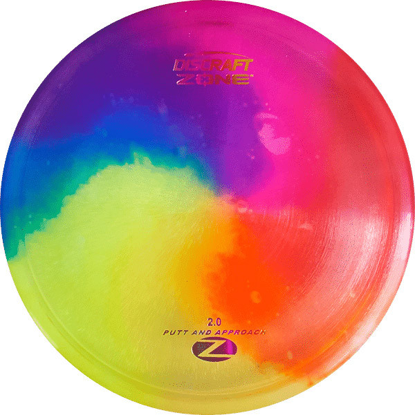 Discraft Elite Z Zone Fly-Dye