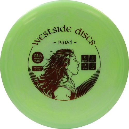 Westside Discs Tournament Bard
