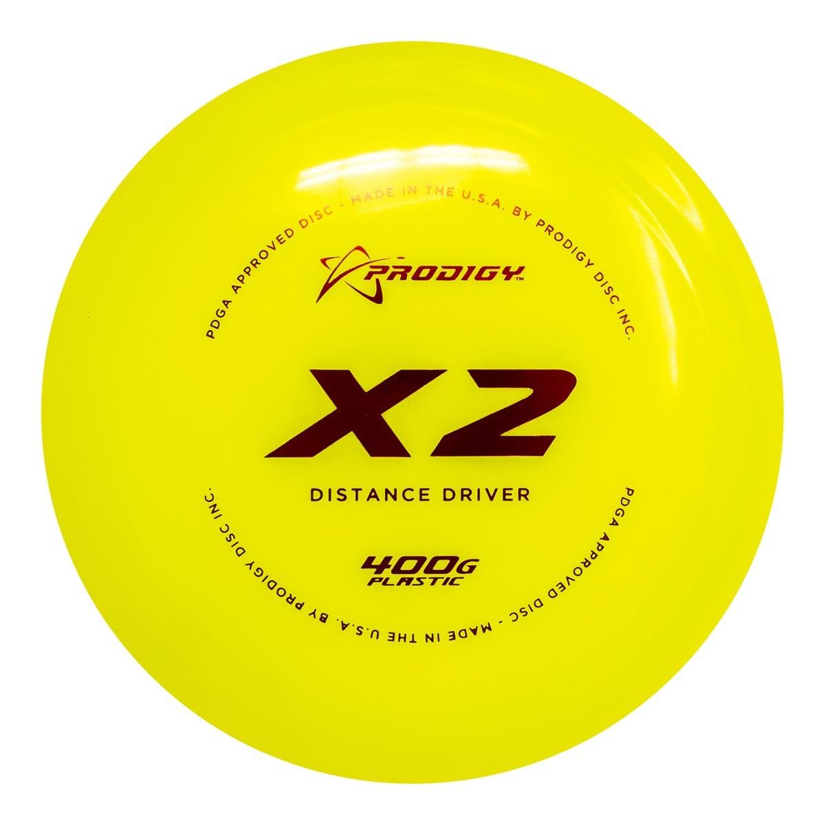 Prodigy 400g X2