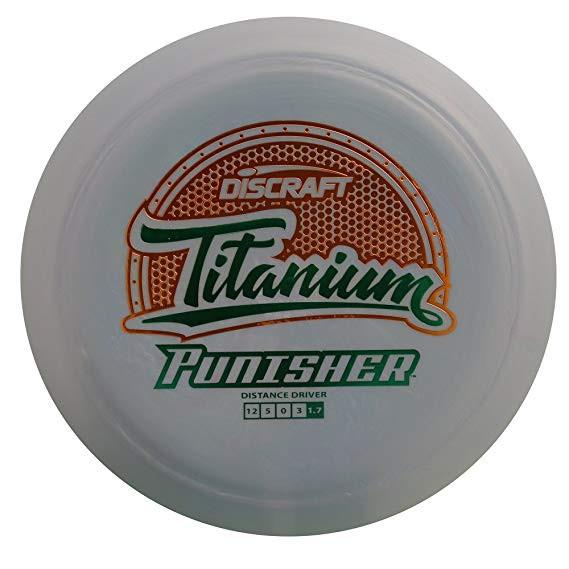 Discraft Titanium Punisher