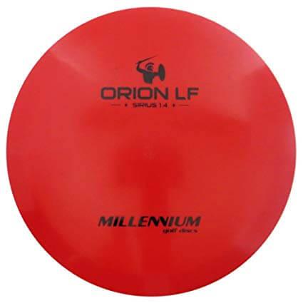 Millennium Discs Sirius Orion LF
