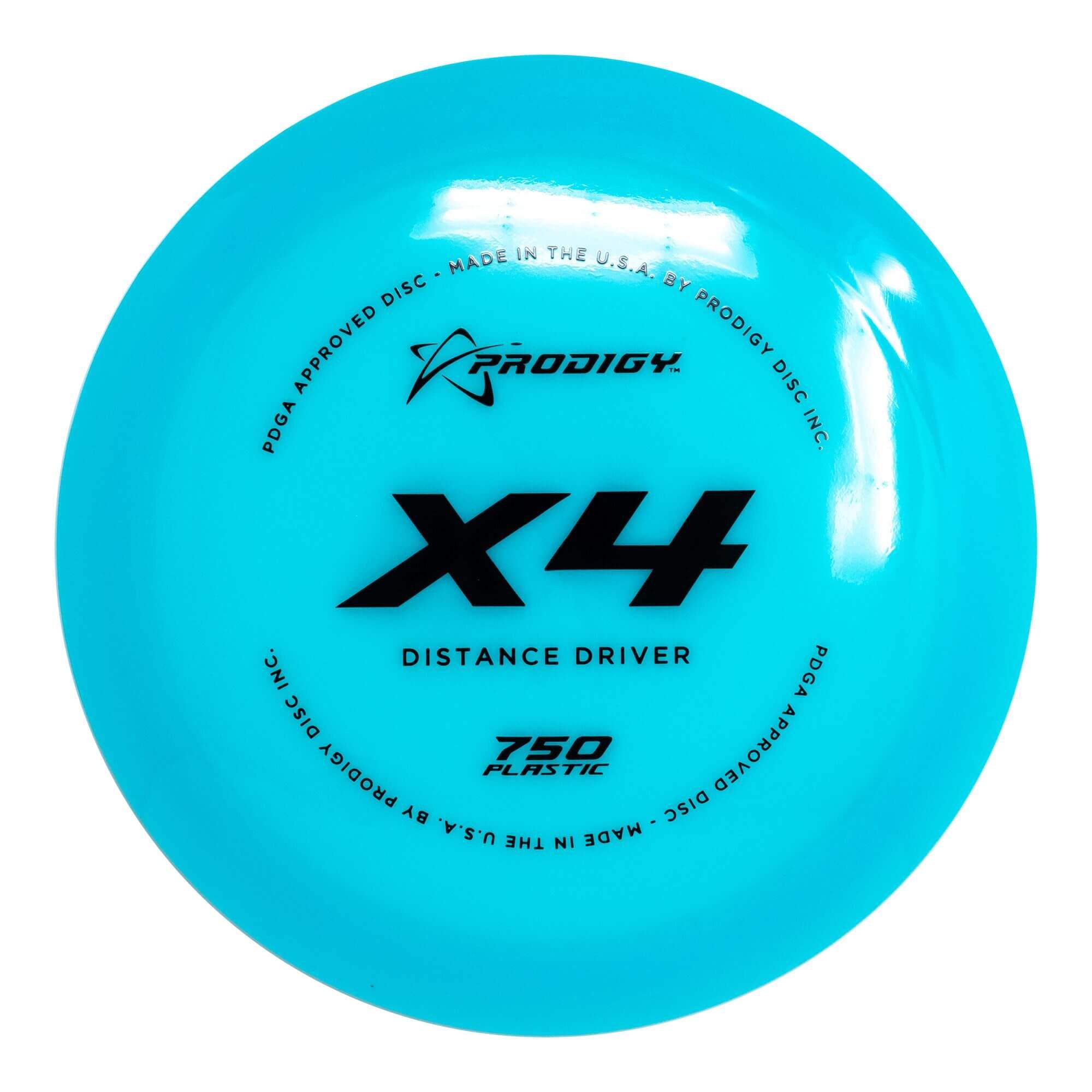 Prodigy 750 X4