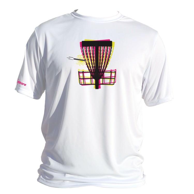 Pop Art Basket Athletic T
