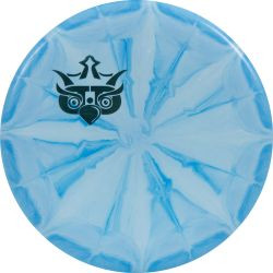 Dynamic Discs Classic Blend Burst Judge Owl Mini Stamp
