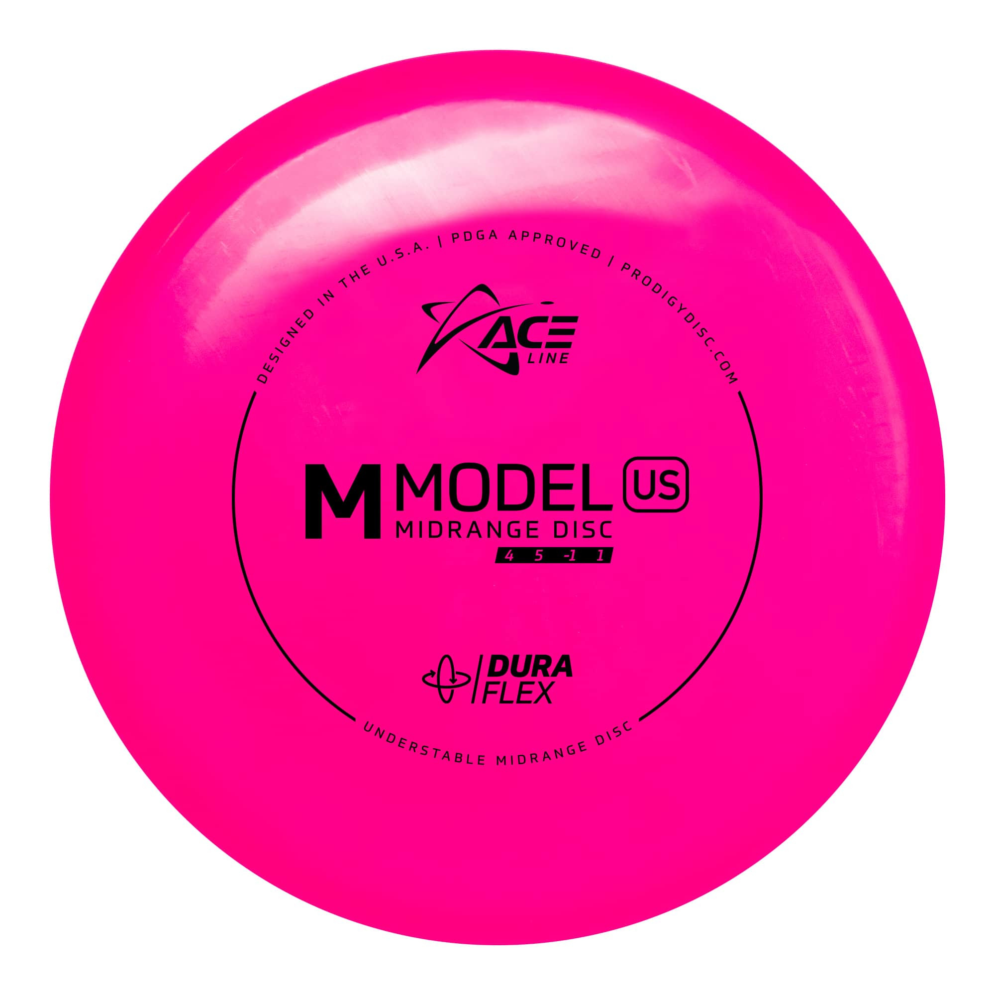 Prodigy Ace Line DuraFlex M Model US