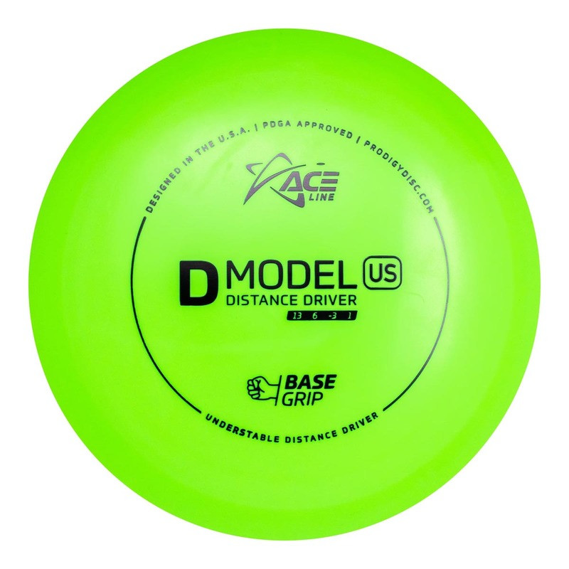 Prodigy Ace Line Base Grip D Model US