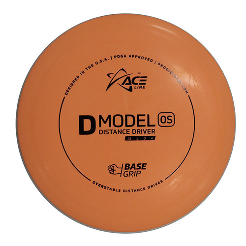 Prodigy Ace Line Base Grip D Model OS
