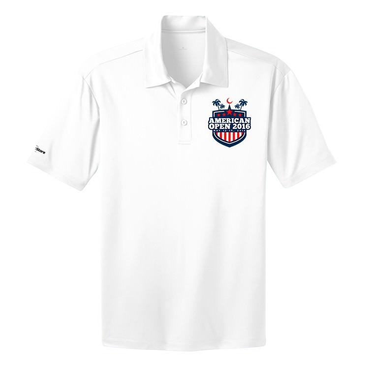 American Disc Golf Tour Shield Polo