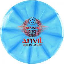 Westside Discs Special Edition Tournament X-Blend Burst Anvil
