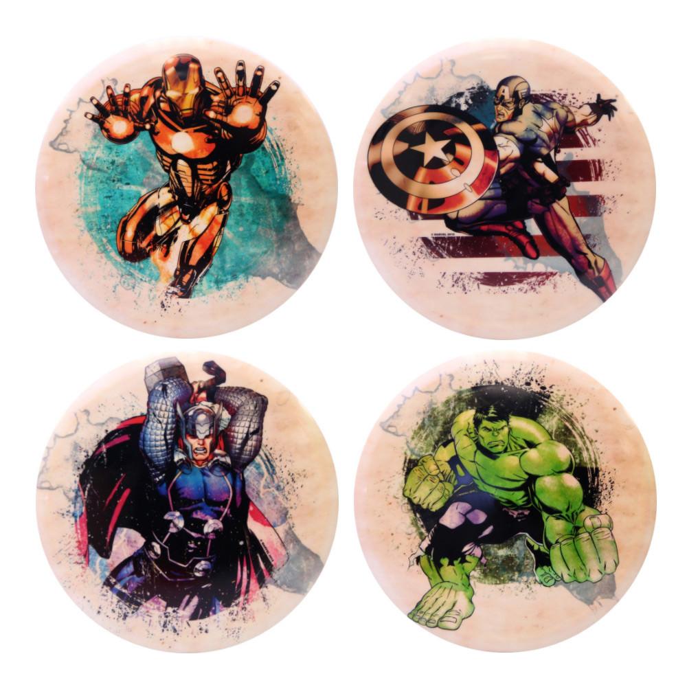 Dynamic Discs Marvel's Avengers DyeMax Fuzion Warden