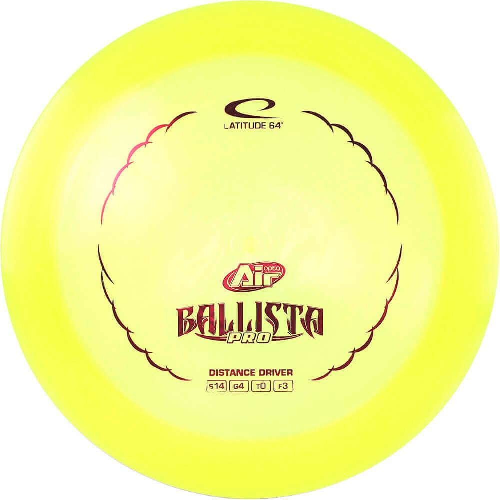 Latitude 64 Opto Air Ballista Pro
