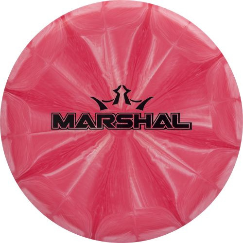 Dynamic Discs Prime Burst Marshal Bar Stamp