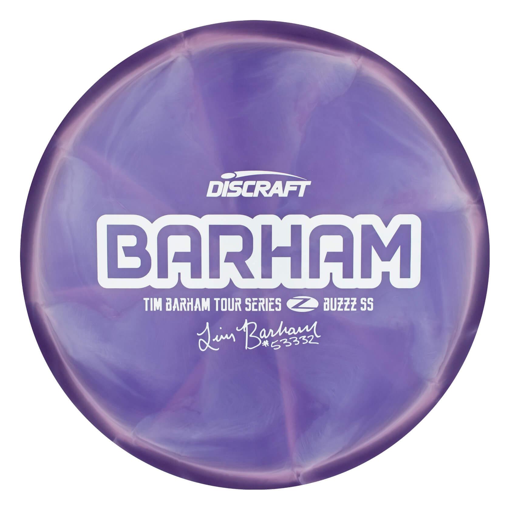 Discraft Swirly Z Buzzz SS Tim Barham Tour Series