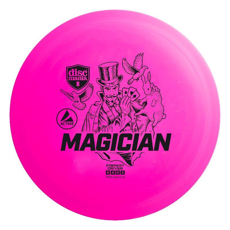 DiscMania Active Baseline Magician