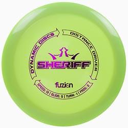 Dynamic Discs Biofuzion Sheriff