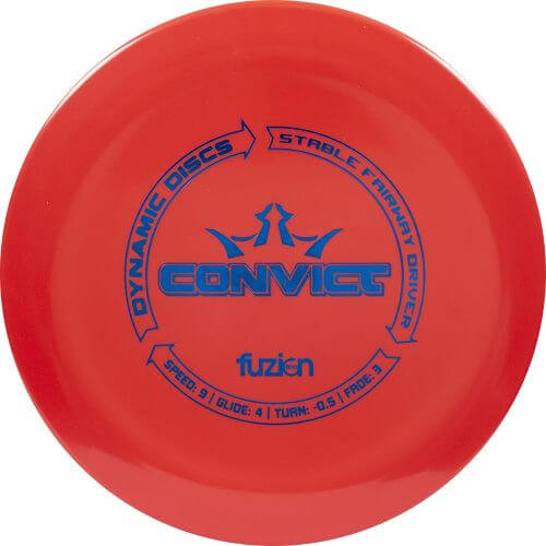Dynamic Discs BioFuzion Convict