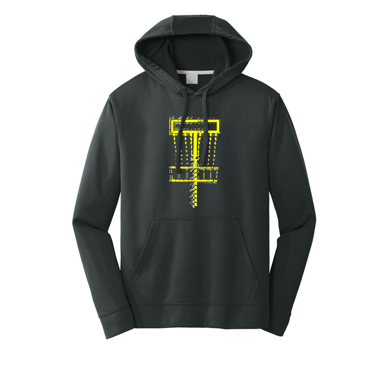 Basket Dry Fit Performance Hoodie