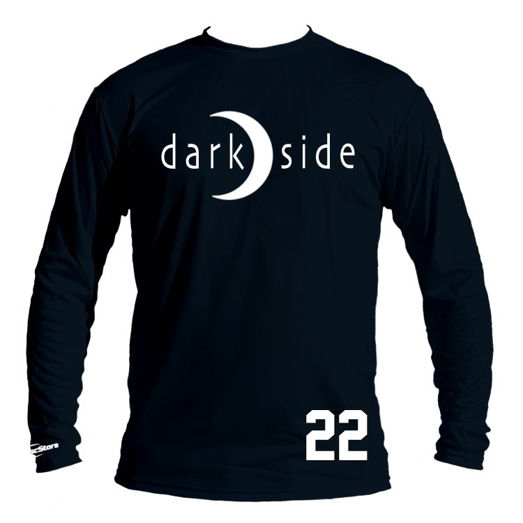 Darkside Dark Replica Long Sleeve Ultimate Jersey