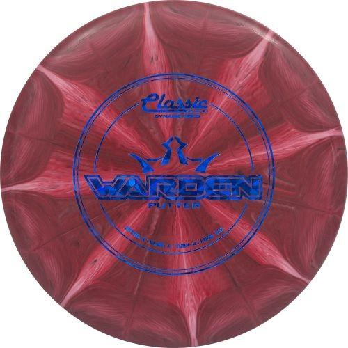 Dynamic Discs Classic Blend Burst Warden
