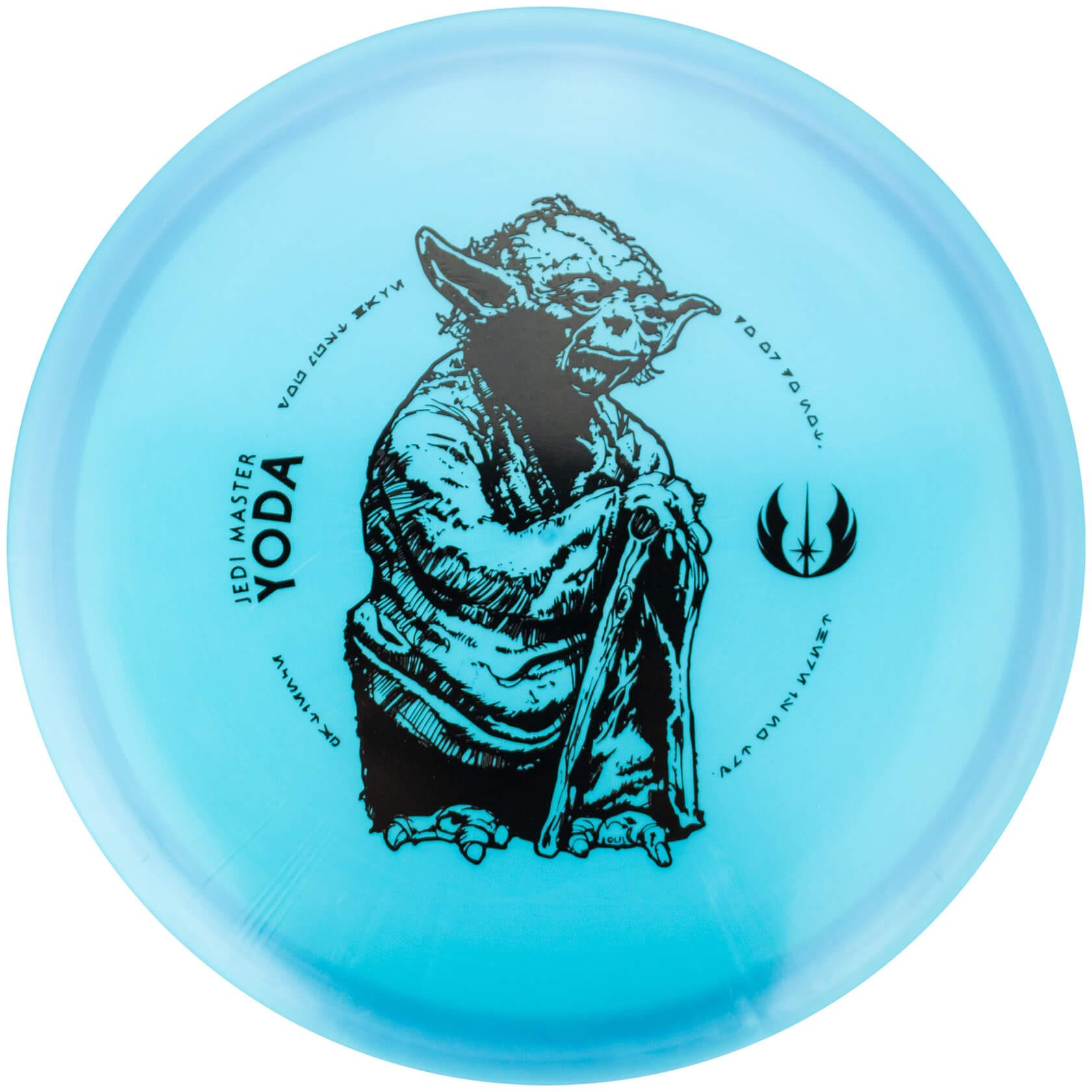 Jedi Master Yoda Discraft Elite Z Buzzz