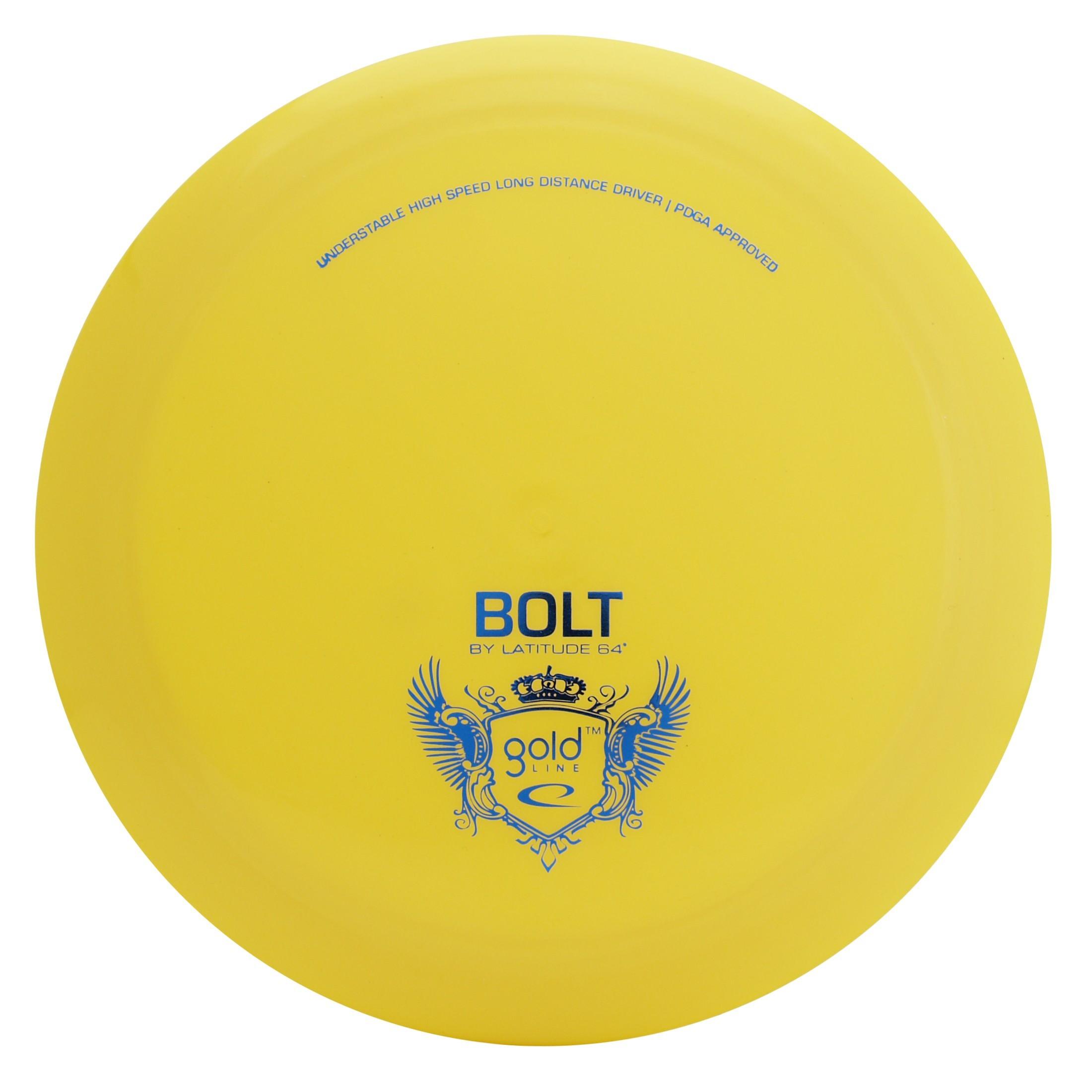 Latitude 64 Gold Line Bolt