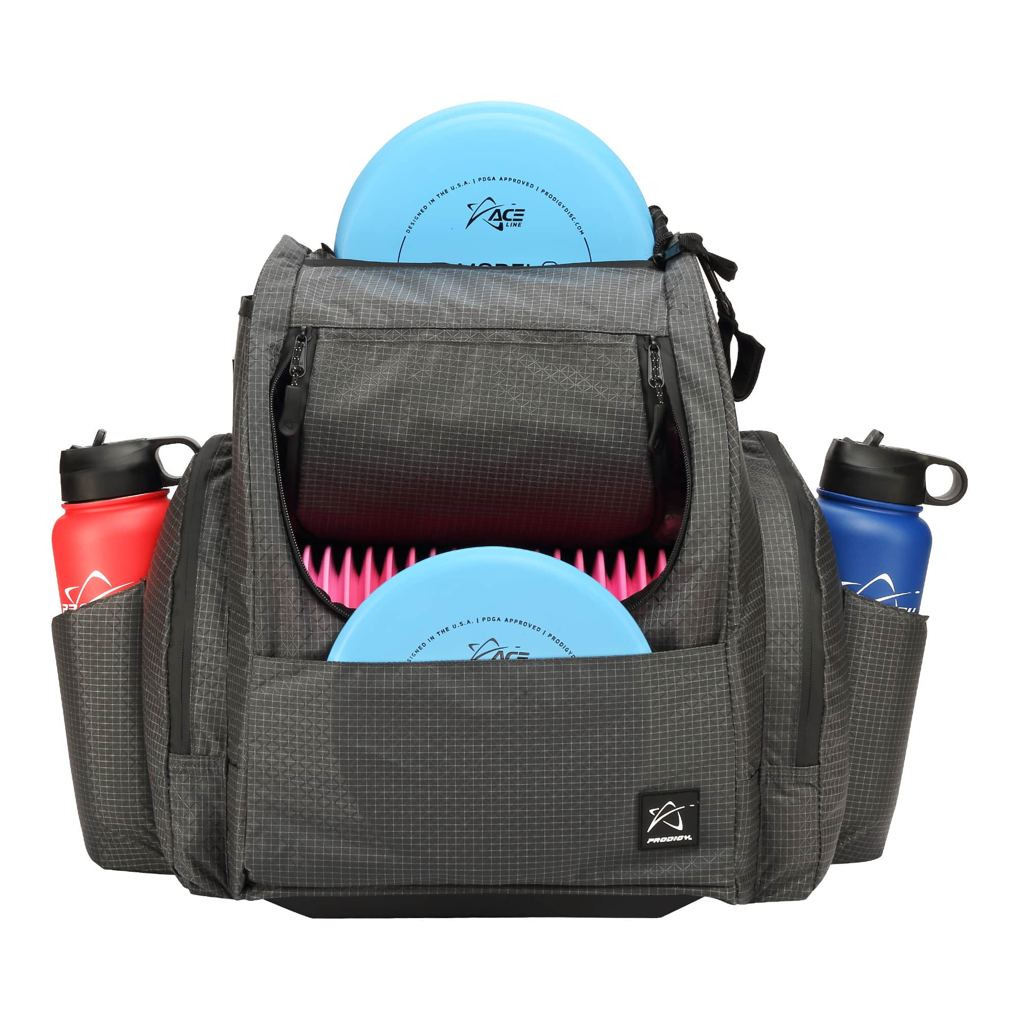 Prodigy BP-2 V3 Disc Golf Backpack