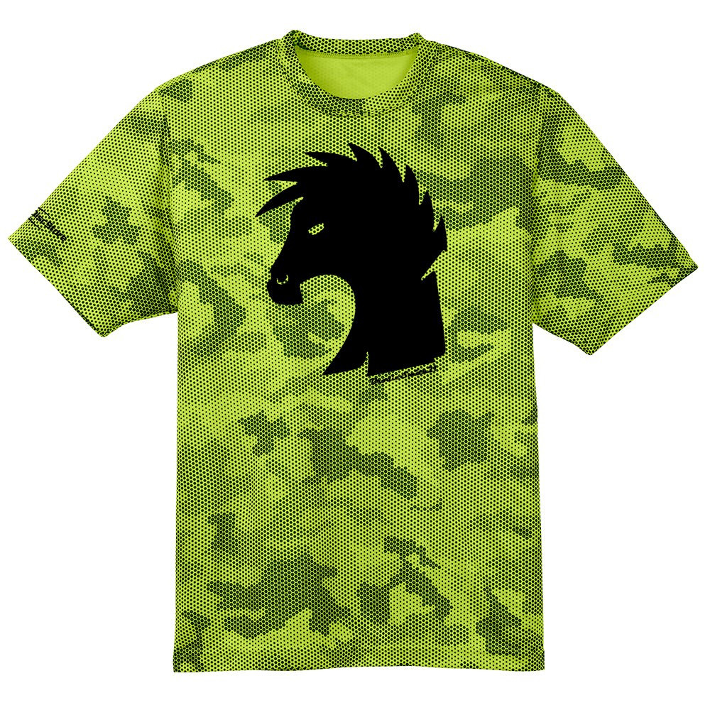 Brodie Smith Darkhorse Camo Hex Jersey