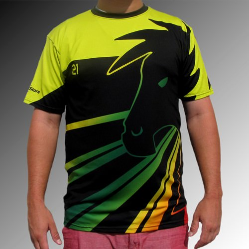 Darkhorse Rainbow Full Sublimation Jerseys
