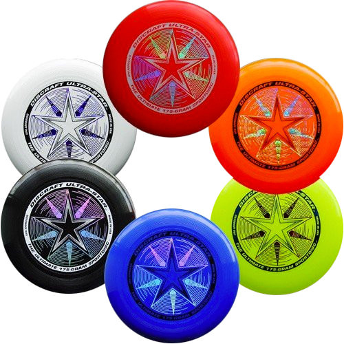 Discraft Ultra-Star 6 Pack Bundle
