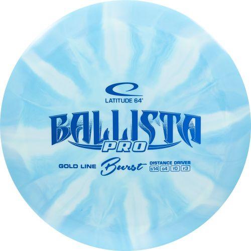 Latitude 64 Gold Burst Ballista Pro