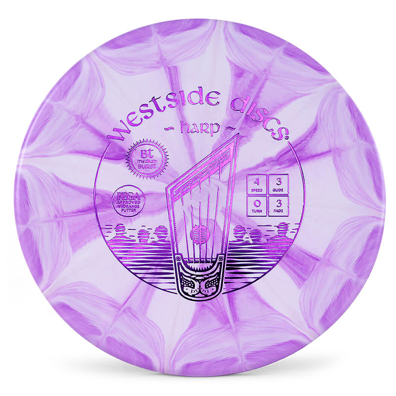Westside Discs Bt Medium Burst Harp