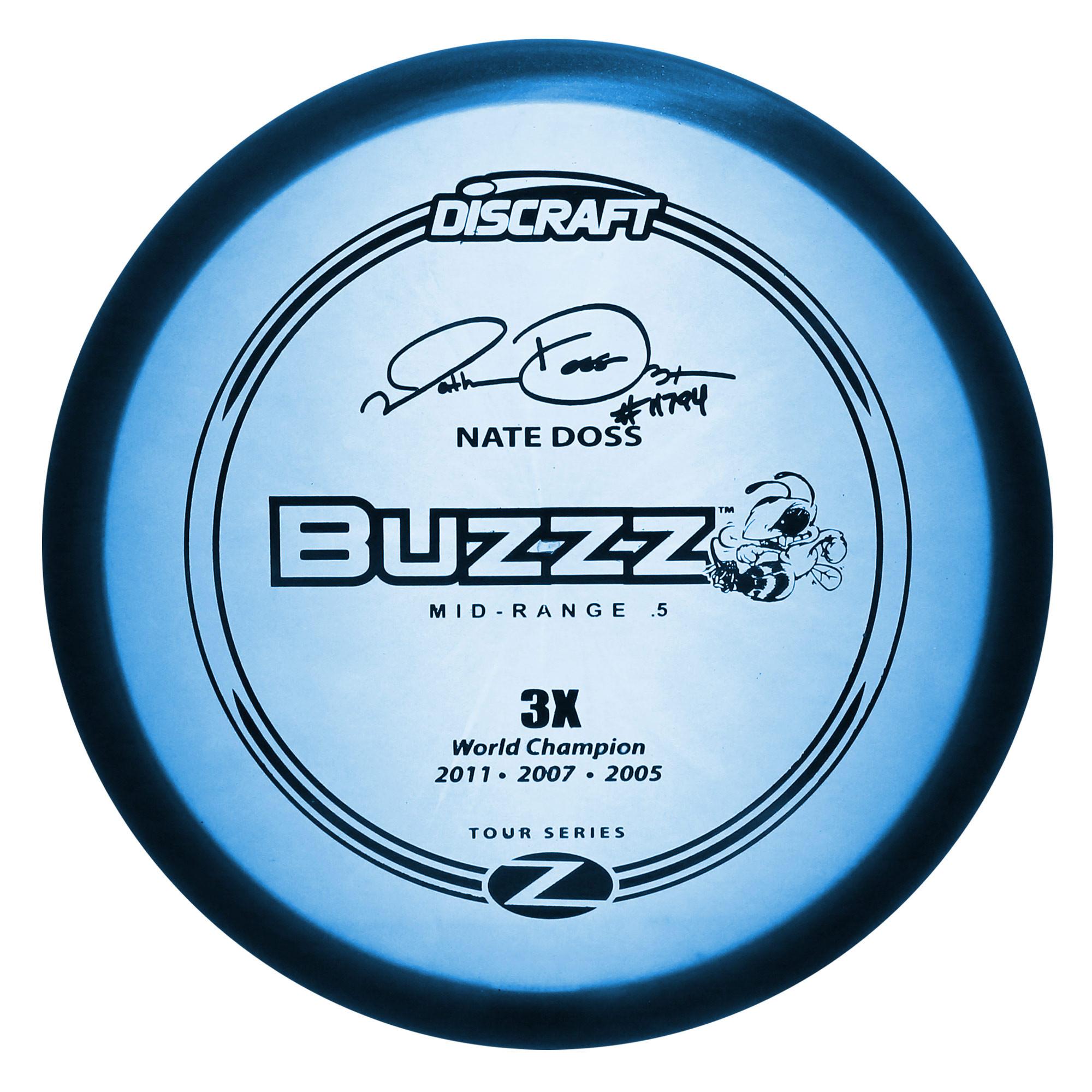 Discraft Elite Z Buzzz Nate Doss Tour Series