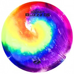 Discraft Elite Z Buzzz OS Fly-Dye