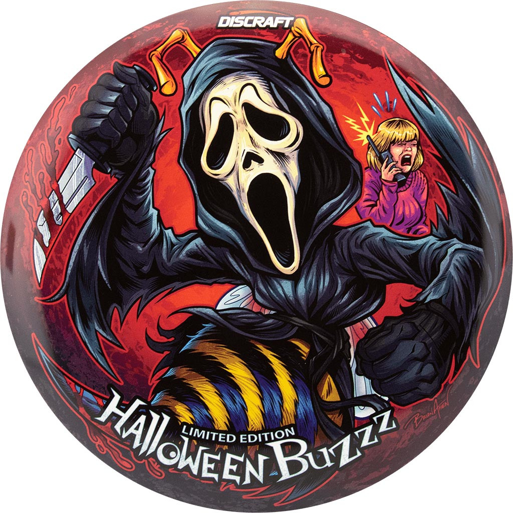 Discraft Halloween 2021 Supercolor Elite Z Buzzz