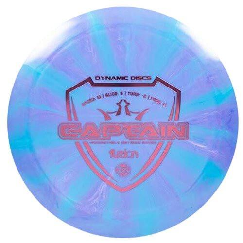Dynamic Discs Fuzion Burst Captain