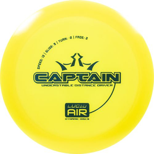 Dynamic Discs Lucid Air Captain