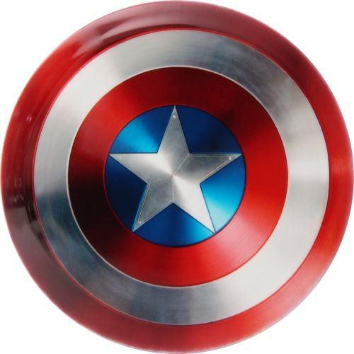 Captain America Shield Dynamic Discs Fuzion Truth