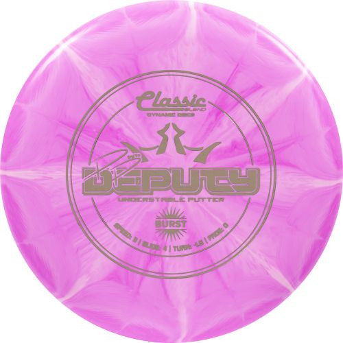Dynamic Discs Paige Pierce Classic Blend Burst Deputy