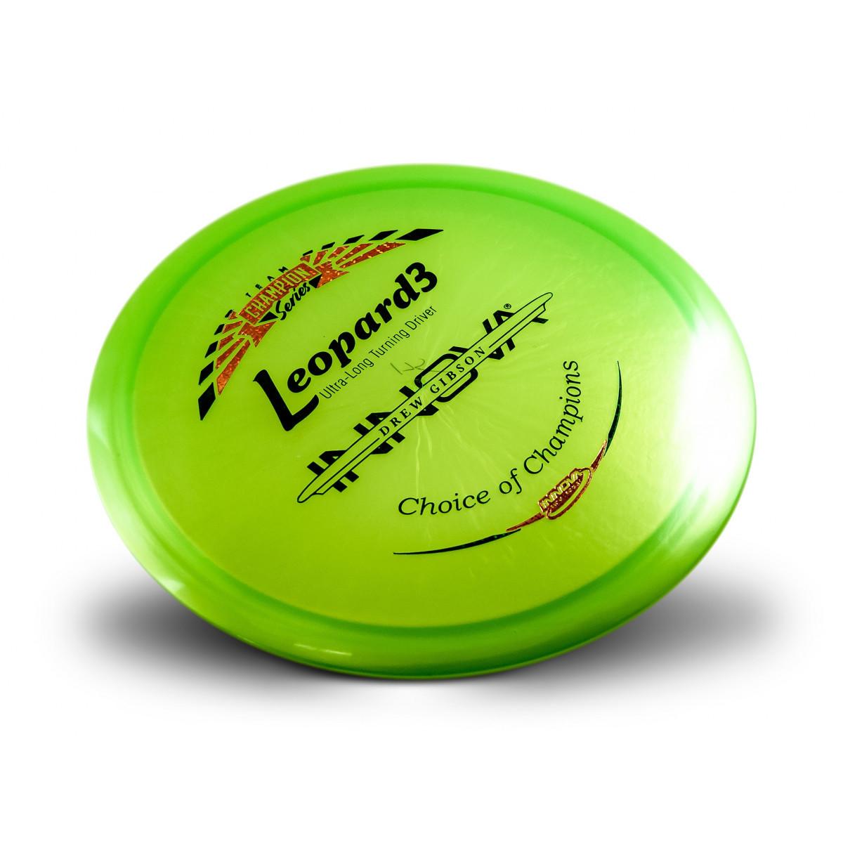 Innova Luster Champion Leopard3 Drew Gibson Tour Series