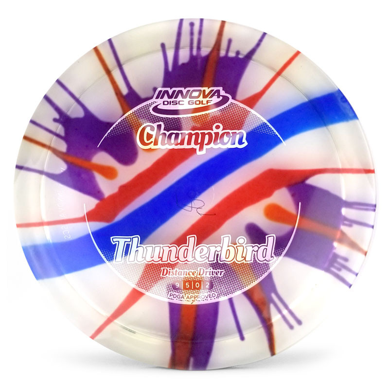 Innova Champion Thunderbird Fly-Dye