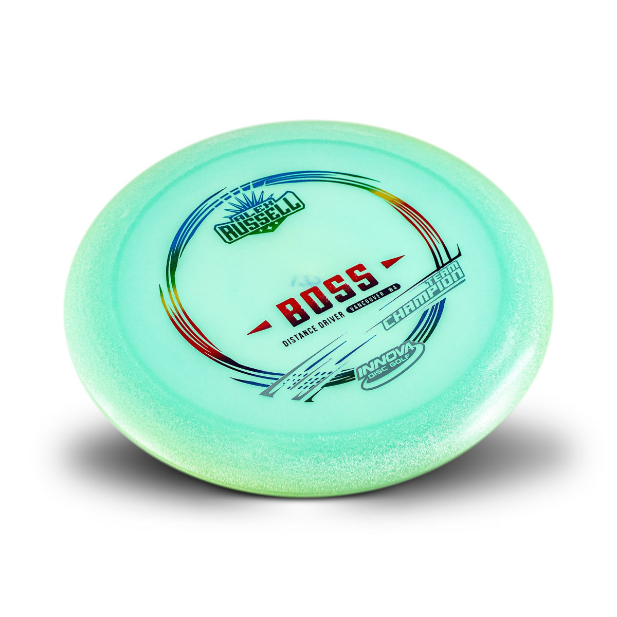 Innova Champion Color Glow Boss Alex Russell Tour Series