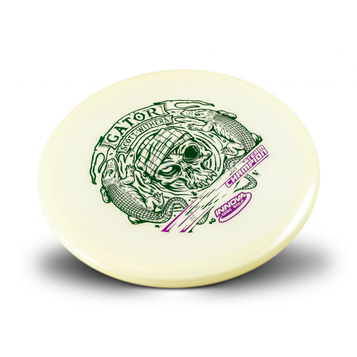 Innova Glow Champion Gator Scott Withers Tour Series