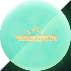 Dynamic Discs Classic Moonshine Warden Bar Stamp