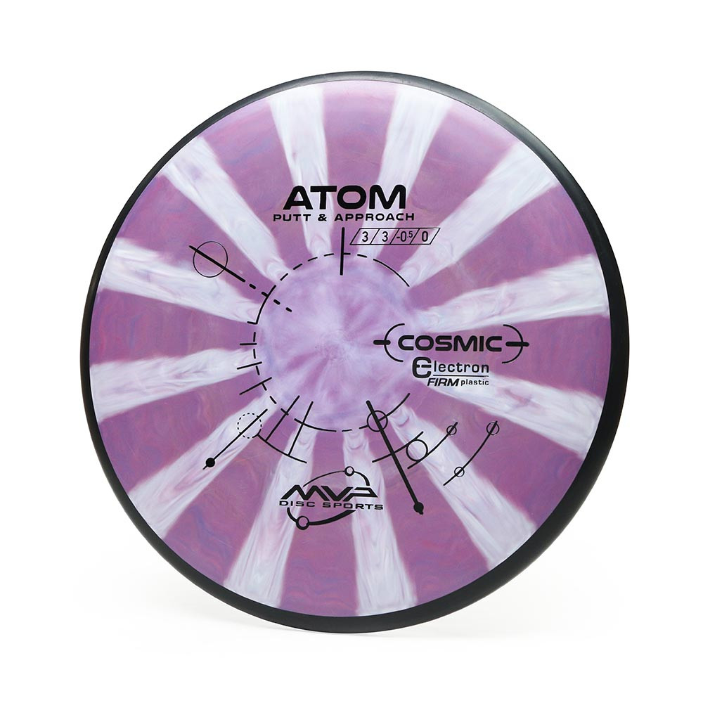 MVP Cosmic Electron Firm Atom