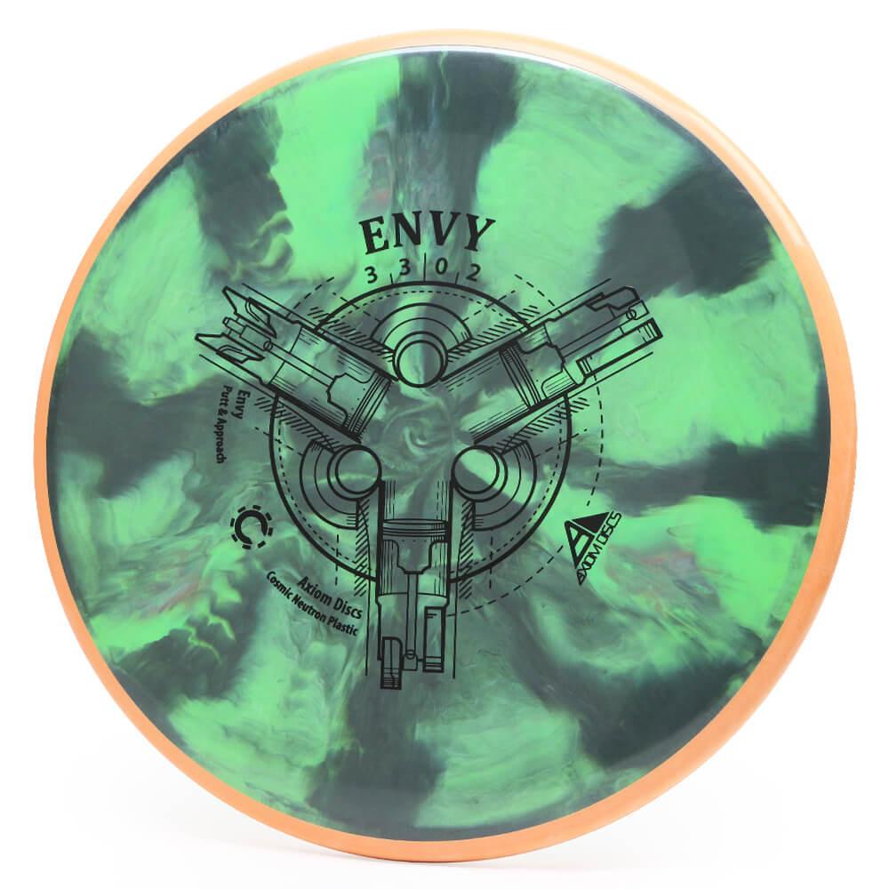 Axiom Cosmic Neutron Envy