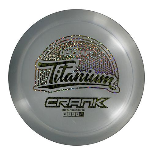 Discraft Titanium Crank