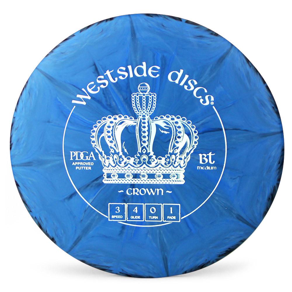 Westside Discs BT Medium Burst Crown