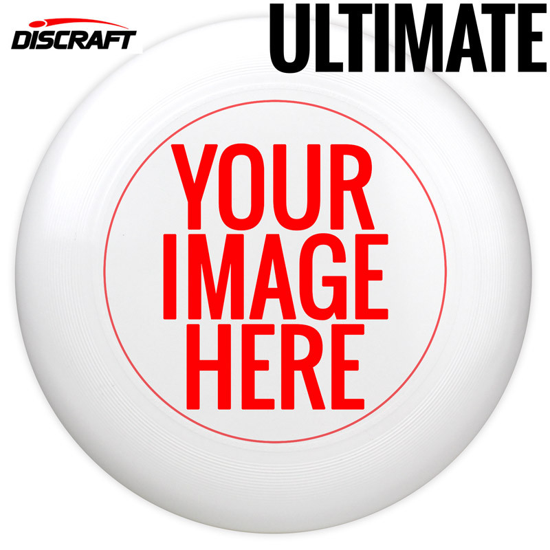 Custom UV Printed Ultimate Disc - Discraft Ultra-Star