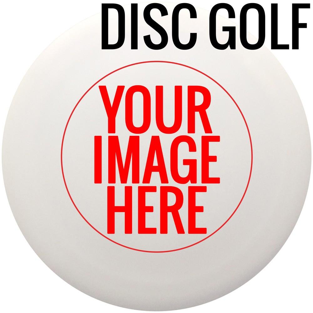Custom Disc Golf Putter - Dynamic Discs Prime Putter