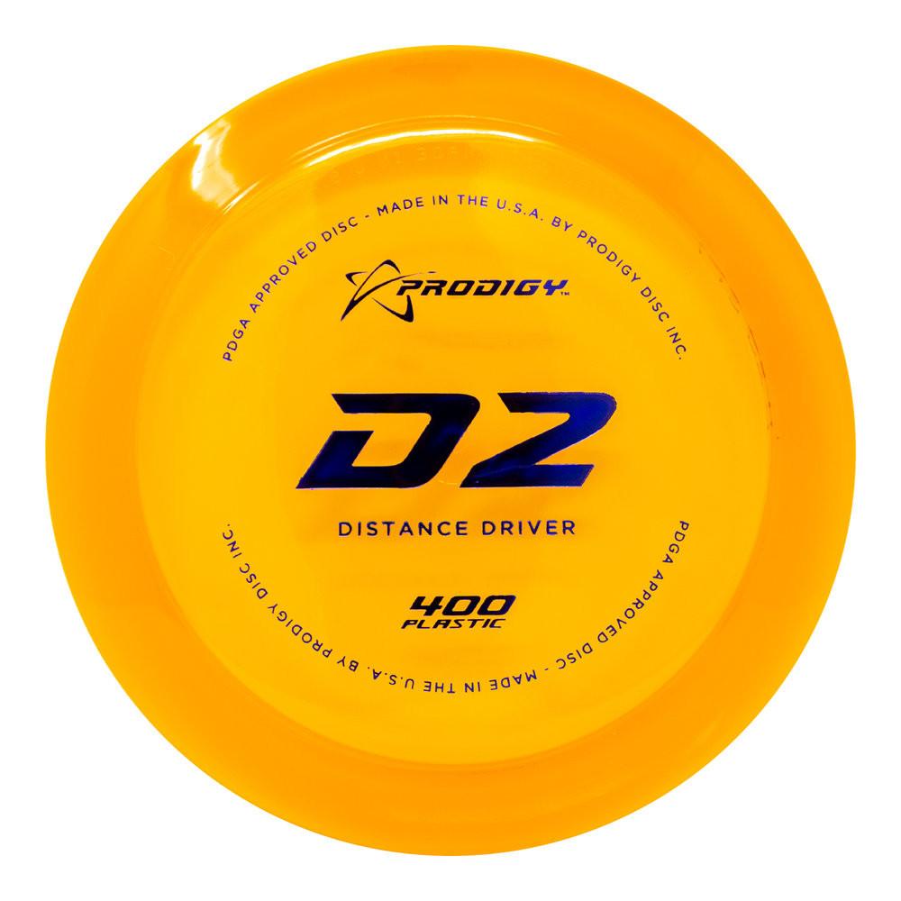 Prodigy 400 D2